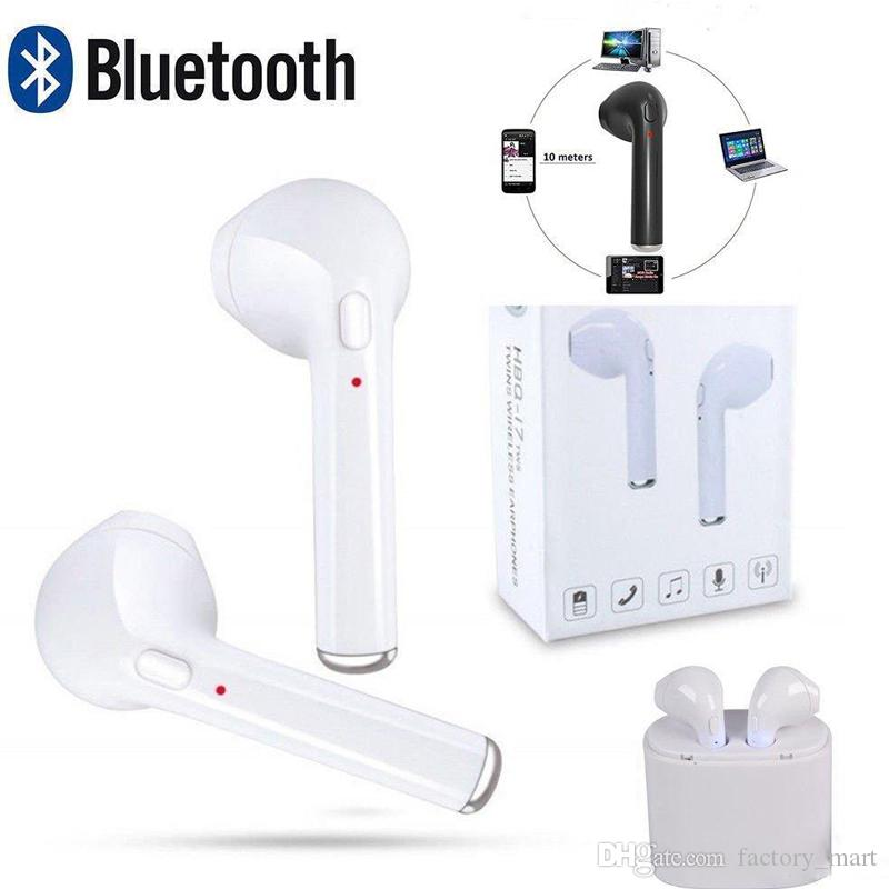 0ce2dfb1912 NEW I7S TWS Twins Bluetooth Earphone With Charger Dock And Mini Double  Wireless Earbuds Stereo Headphone For IPhone X 8 7 Plus S9 Plus Smar Mobile  Phone ...