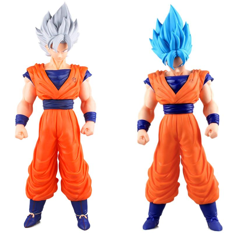 Grosshandel Anime Karikatur Dragon Ball Z 42cm Goku Figur Super