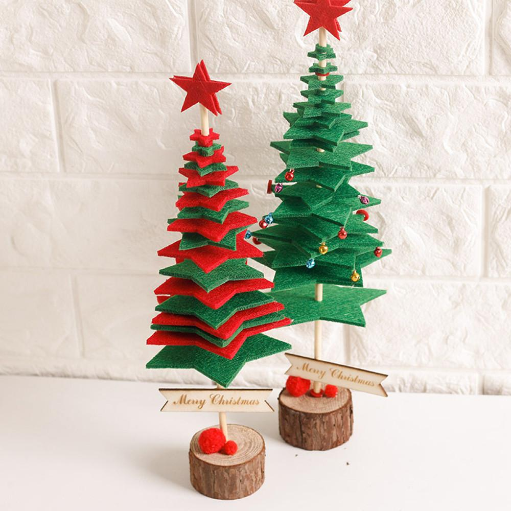 Office christmas gift tree ideas