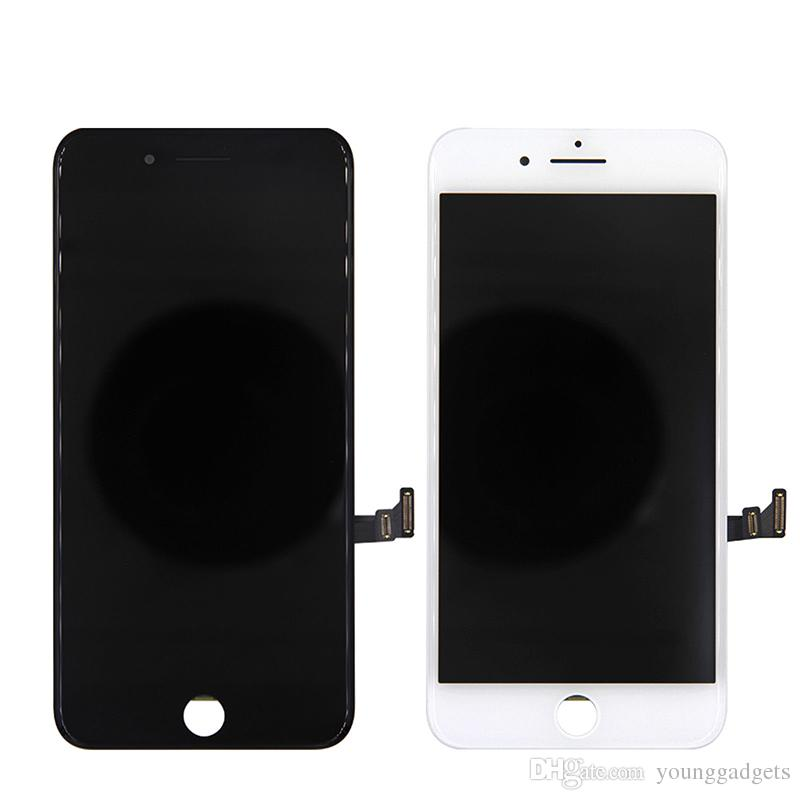best service a0e0f 4a255 LCD For iPhone 8 LCD Display Touch Digitizer Assembly Repair Replacement  For iPhone 8 Plus with Tools & FPC Connector