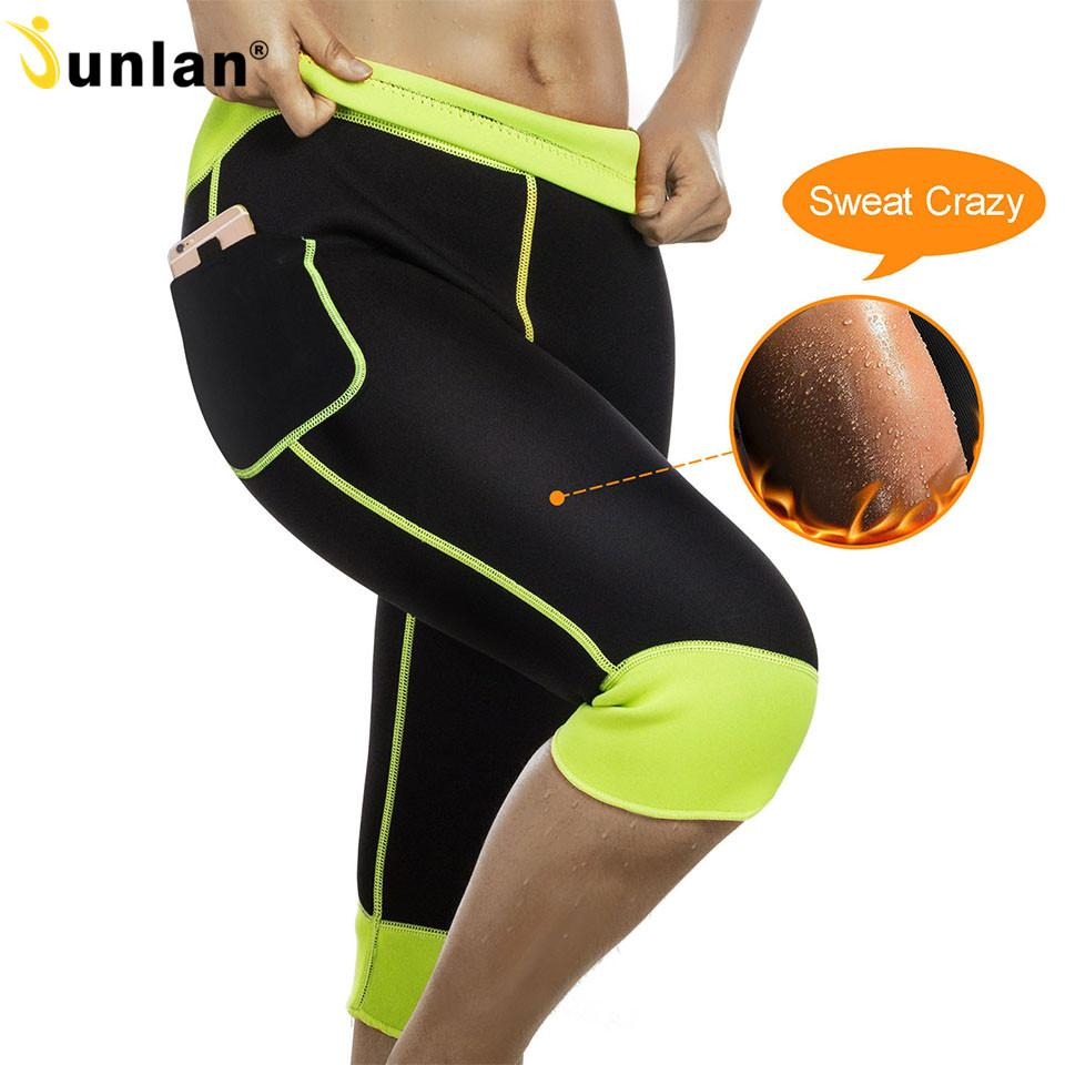 c308307932dff Junlan Control Pants Slimming Shorts Shaper For Reducing Neoprene Bottom  Shapewear Workout Waist Trainer Tummy Body Controller UK 2019 From Salom