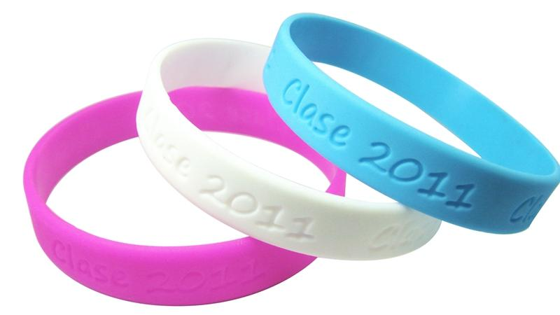 bd625992b75b4 Custom Debossed silicone bracelet without logo print ,silicone rubber  wristband,sports bands for gift or event 200pcs/lot, DHL F