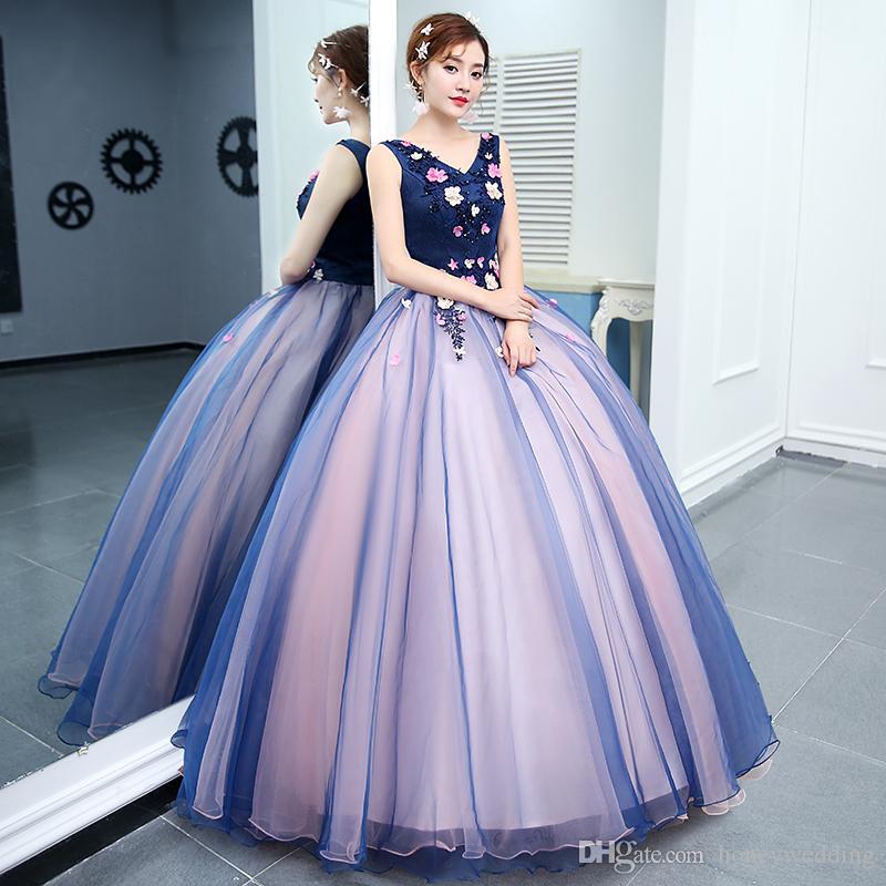 Long Prom Dresses 2018