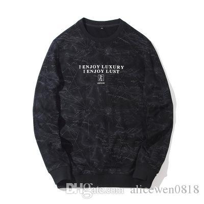 Großhandel Eu Größe Mode Männer Hoodie Camouflage Patchwork Sweatshirt  Männer Herbst Mens Hoodies Und Sweatshirts O Nekc Casual Marke Kleidung Von  ... faec524db0