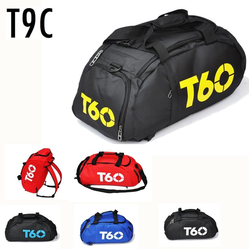 3f1075fae0 2019 New Men Sport Gym Bag Lady Women Fitness Travel Handbag Outdoor  Backpack With Separate Space For Shoes Sac De Sport Rucksack From  Onecherry