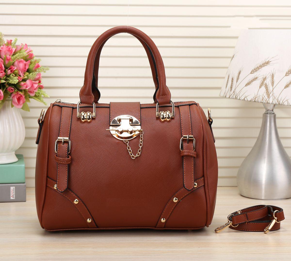Rosa sugao 069M Marken-Einkaufstasche-PU-Lederluxushandtaschen-Modedesignerbeutelfrauen berühmter Markenhandtaschengeldbeutel