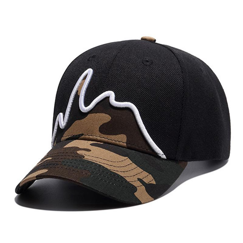 ceee0ac92ac New Men S Cotton Baseball Cap High Quality Women Snapback Casual ...