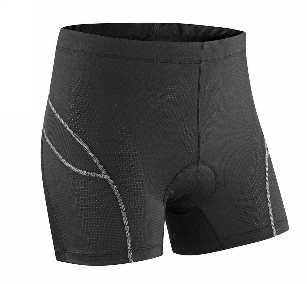 Compre Nuevos Hombres 3D Gel Acolchado Coolmax Ciclismo Ropa Interior  Bicicleta Pantalones Cortos S 3XL 3 Estilo A  44.92 Del Hupiju  b17ca08d9e73