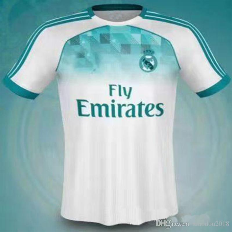 Compre Mais Novo 2019 2020 Adulto Real Madrid CASA De Futebol Jersey 8  KROOS 11 BALE 19 20 Real Madrid LONGO ASPAS Asensio Alarcon Benzema Camisas  De ... 8077c06e2cb5e
