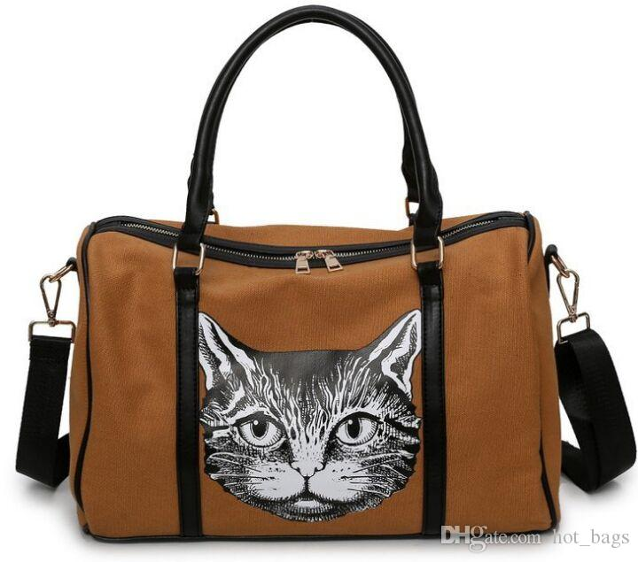 13b3cb7ba1 2018 Travel Bag Female Portable Korean Short Distance Duffel Bag Men S  Light Travel Large Capacity Sports Bag Canvas Gym Bags Overnight Bags For  Women ...