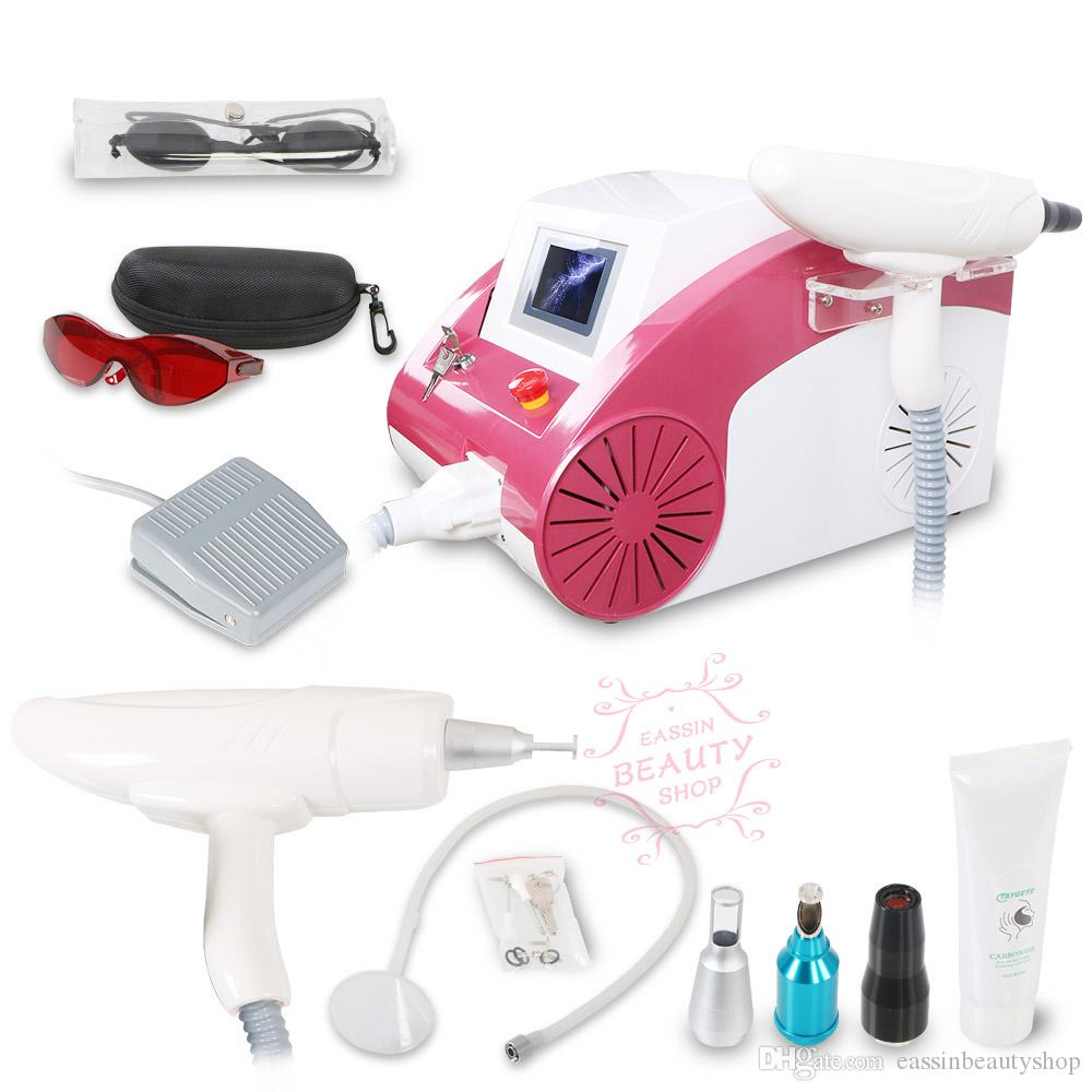 Hot Sale 532nm 1064nm 1320nm Pigments Tattoo Removal Laser Treatment ...