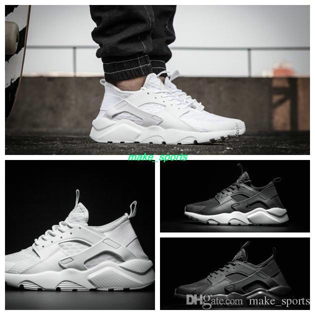 premium selection fedca db6b8 ... order air huaraches 4 iv trainers running shoes men women airs huarache  run ultra huraches breathable