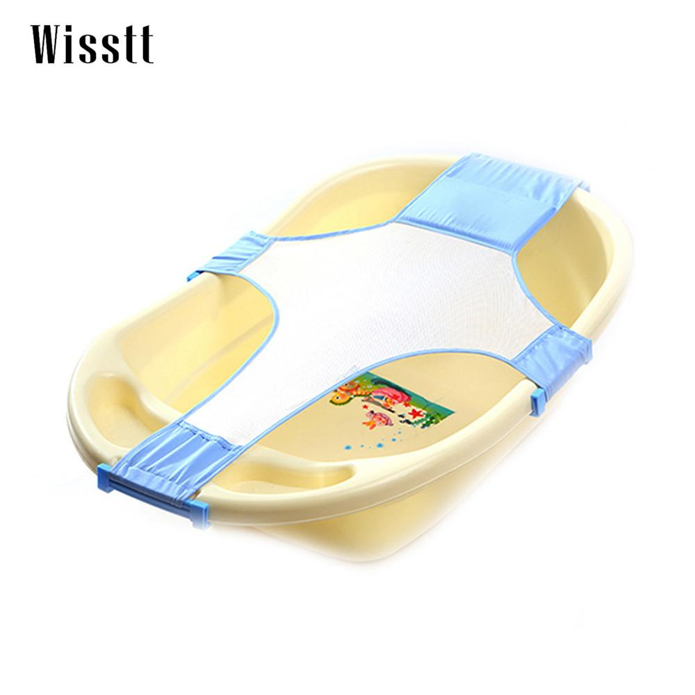 Wiss Adjustable Bath Infantil Seats Bathing Bathtub Seat Baby Bath ...