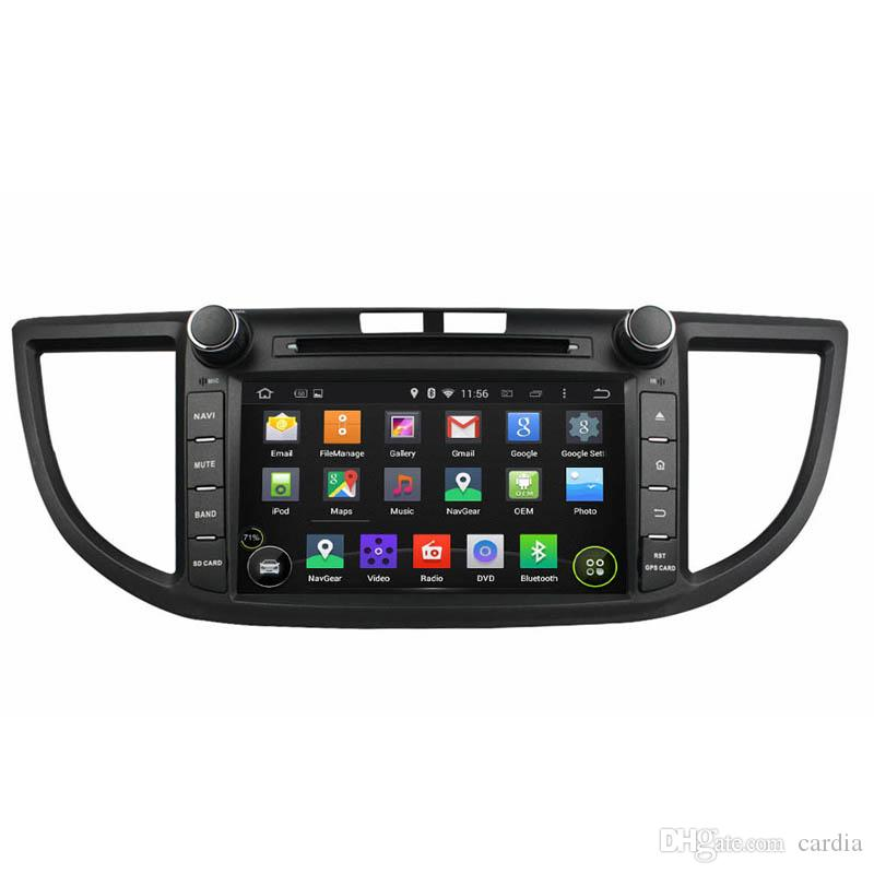 Car DVD player for Honda CRV 2012 8inch Octa-core 4GB RAM Andriod 8.0 with GPS,Steering Wheel Control,Bluetooth,Radio