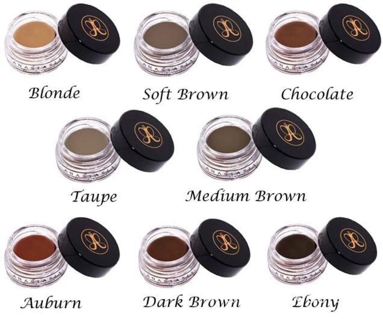 Anastasia Beverly Hills Hot Dipbrow Pomade Medium Brown Waterproof