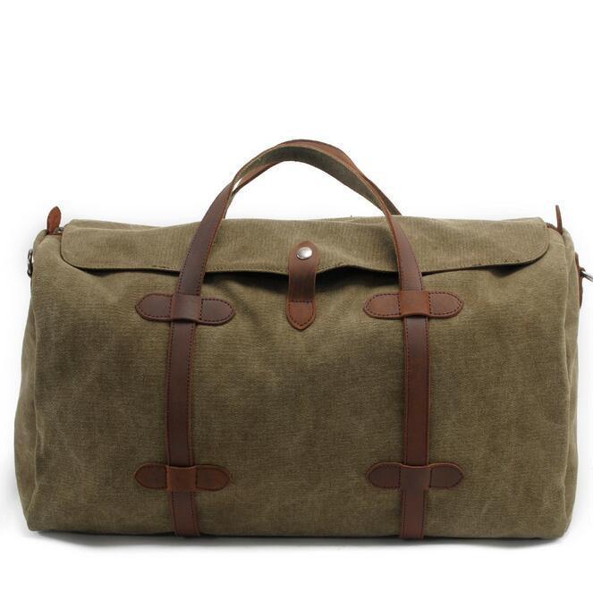c0235c12ce 082117 Yesetn Bag Men Large High Capacity Canvas Travel Bag Travel ...