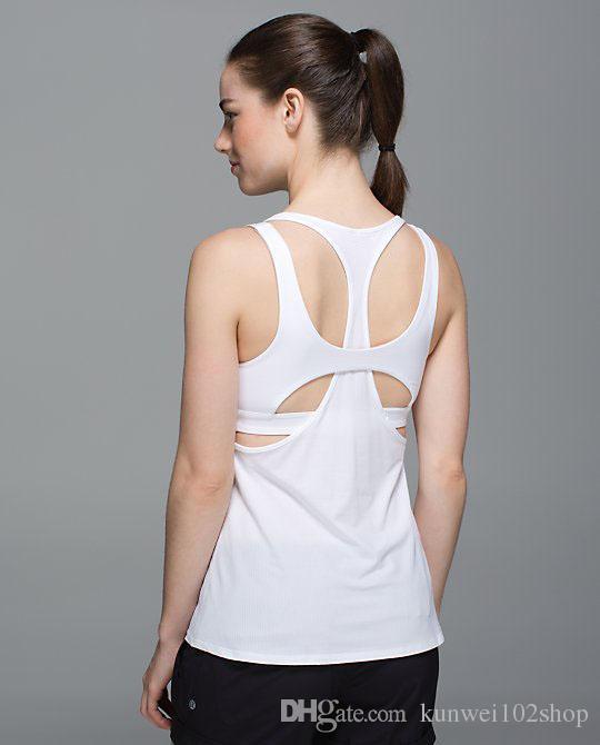 de838cb26cdee 2018 Fitness Yoga Sports Bra New Women Shockproof Polymerization Running  Bras Vest Without Steel Sports Underwear Wholesale From Kunwei102shop