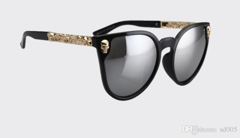 Dayanıklı Metal Oyma Çerçeve Gözlük Vintage Ultraviyole Geçirmez Güneş Gözlükleri Deforme Kolay Değil Erkekler Ve Kadınlar Güneş Gözlüğü Renkli 14 9lj B