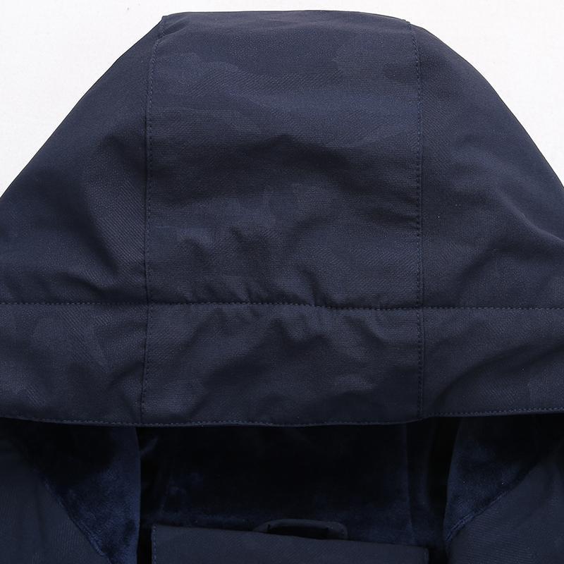 2017 nuovo 8XL 7XL Autunno Inverno Maschile Ispessimento Giacca Felpa con cappuccio Giacca da uomo casual Cappotto Caldo morbido Uomo con cappuccio Con velluto