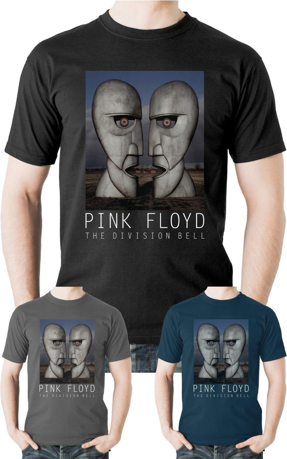 276fb079db2722 Pink Floyd The Division Bell T Shirt British Rock Music Band Tee Top  MerchandiseFunny Unisex Tee Buy A T Shirt The Coolest T Shirts From  Topclassaa