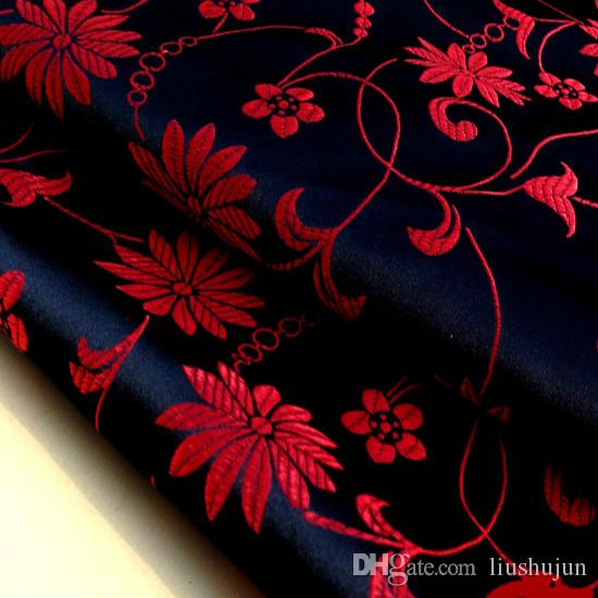 2019 Lotus Flower Chinese Dress Baby Clothes Kimono Cos Silk Satin