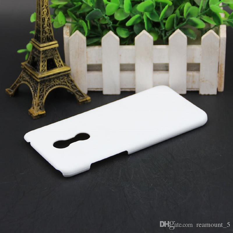 PC Plastic Hard Blank DIY 3D Sublimation Case Cover for Redmi 5 Plus Mobile Phone Case Shell for Redmi Note4