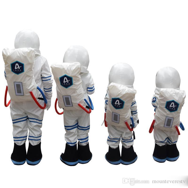 Factory Direct Sale Child And Adult Space Suit Mascot Costume Astronaut Mascot Costume Teen Costumes Movie Costumes From Mounteverestv 187 82 Dhgate Com