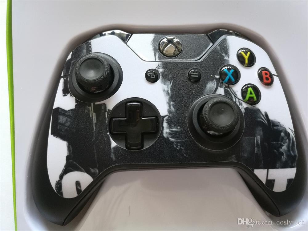 original xbox one joystick custom game controller with DIY design and Sticker for Xbox one console