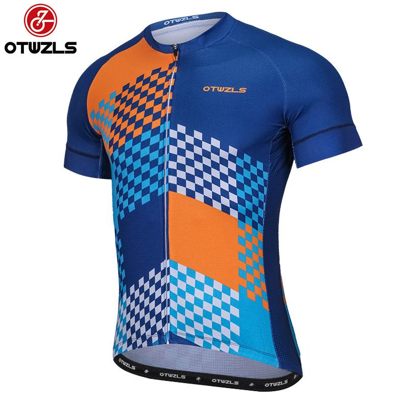dc21f1ef9 2018 Summer Cycling Jersey Breathable Mountain Bike Jersey Short ...