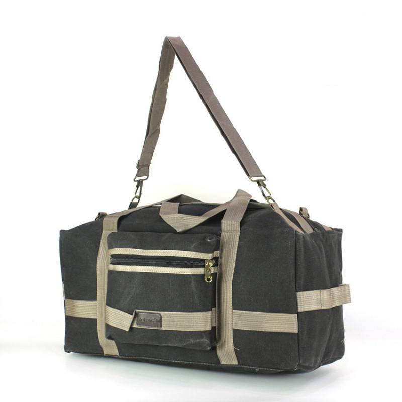 5fd6361e0b New Vintage Men Canvas Handbag High Quality Travel Bags Large Capacity  Women Luggage Travel Duffle Bags Folding Bag Bolsas Kid Suitcases  Halliburton ...