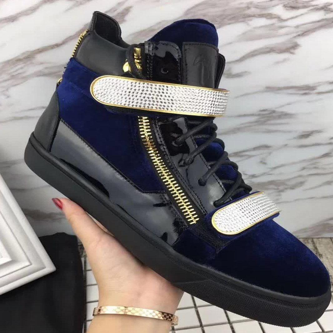 48a0449ba511 2018 Luxury Brand Designer Shoes Speed Trainer Black Red Mr Porter ...