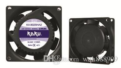 Kaku KA8025HA2 8025 AC220V 0.10a fan Çalışma Mükemmel Test% 100