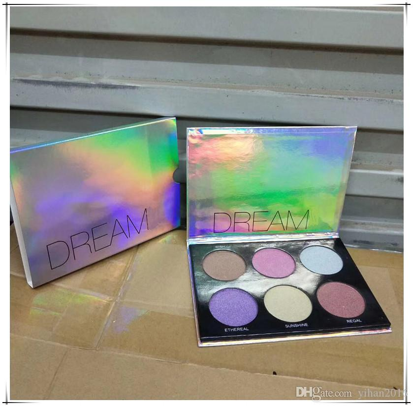 Best Quality! Brand makeup palette Dream highlighter palette matte & shimmer easy to wear natural & free FAST shipping