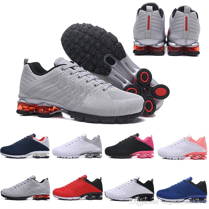 new arrivals a8211 2650e 2019 New Air 628 Designer Shoes Gold Airs Cushion Men Shox Nz Basketball  Shoes Chaussures Hombre Tn Men Knit Running Shoes Size 40 46 Athletic Shoes  Shoes ...