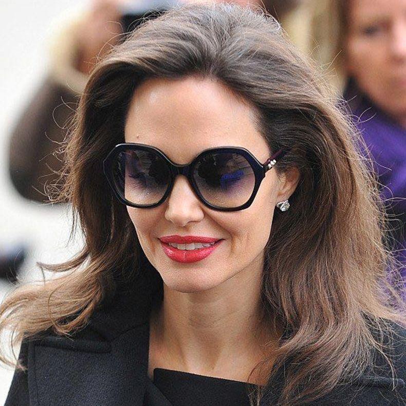 06e232e7b0a 2018 New Brand Design Rivet Sunglasses Women Luxury Round Multilateral Sun  Glasses Retro Large Frame Eyewwar Gradient UV400 Knockaround Sunglasses  Sunglases ...