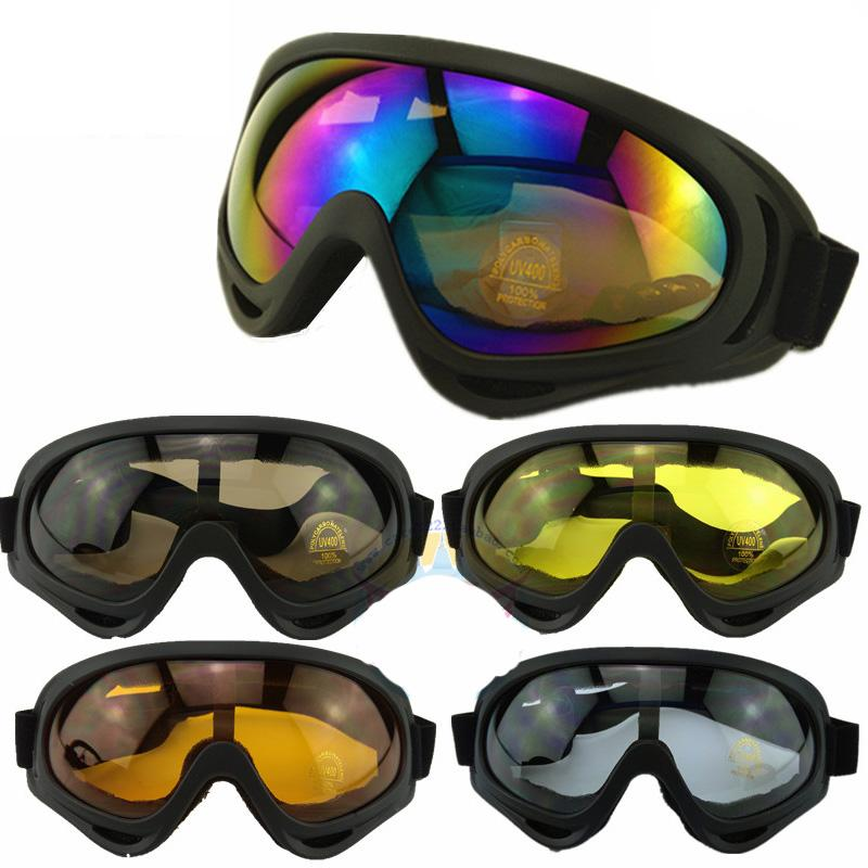 89be386c00 Motorcycle Accessories Bike ATV Motocross UVProtection Ski Snowboard Off  Road Goggles FITS OVER RX GLASSES Eyewear For Helmet Motorcycle Prescription  ...