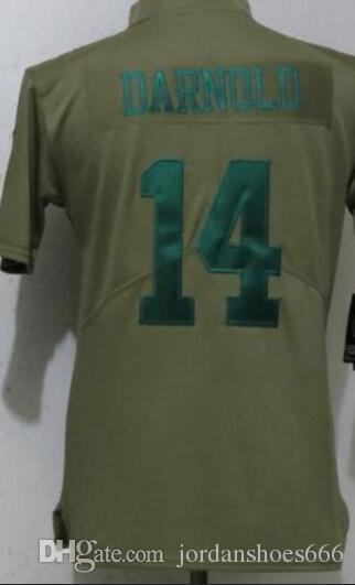 2019 Women New York 14 Jerseys Embroidery And 100% Stitched 2018 Camo USA  Flag Olive Salute To Service Limited American Football Jersey 001 From ... 6f9796275b7