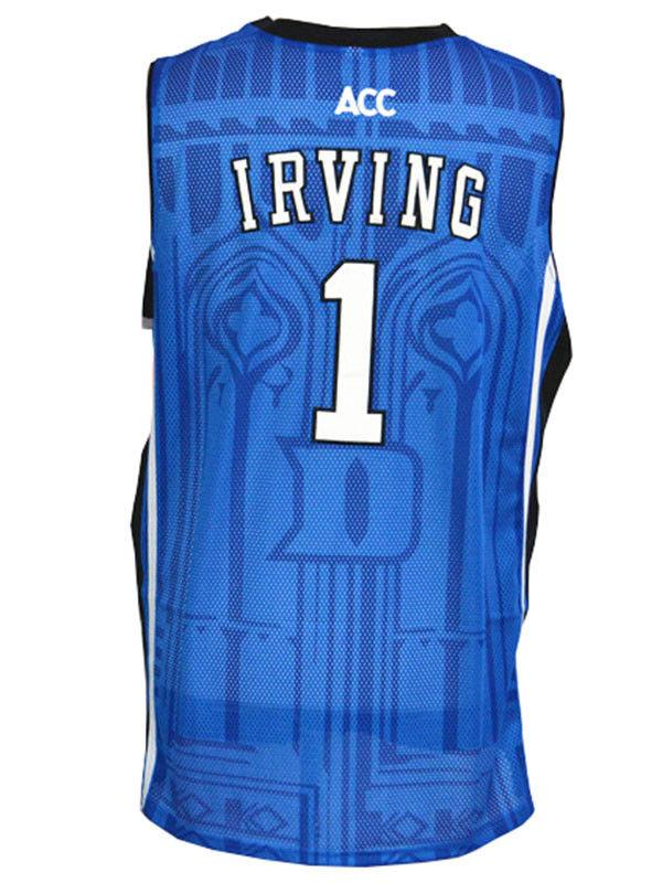 d8b5aba5 ... aliexpress d5591 695d9; release date 2018 cheap wholesale kyrie irving  jersey 1 duke stitched basketball jersey customize any name