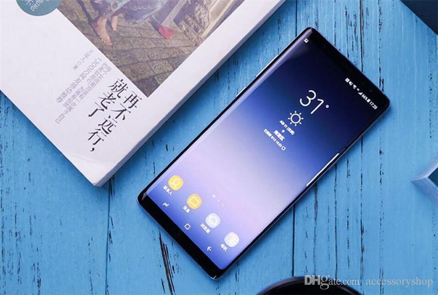 تم تجديده الأصلي سامسونج غالاكسي ملاحظة 8 N950F N950U 6.3 بوصة الثماني الهاتف الأساسية 6GB RAM 64GB ROM 12MP مفتوح 4G LTE الذكية DHL