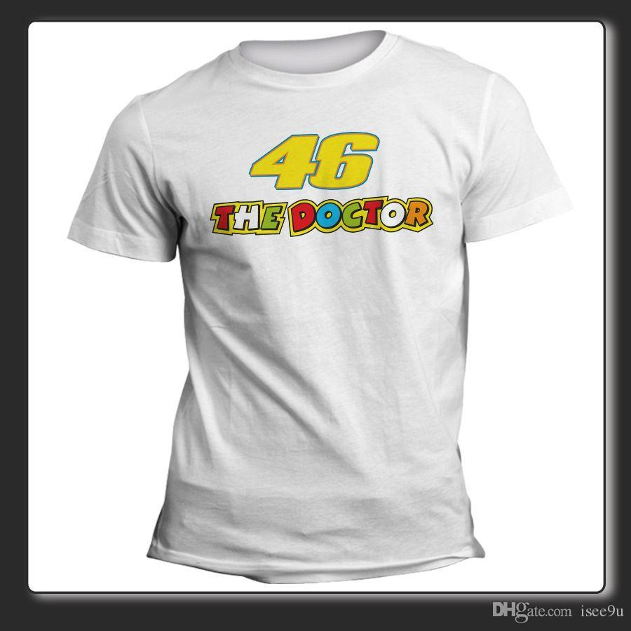 new product cff97 0492e T Shirt Uomo Donna Vale Doctor 46 #iostoconvale