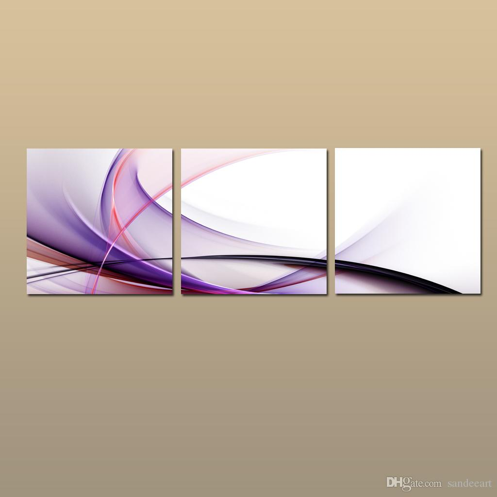 Framed Unframed Large 3 Piece Wall Art Set Hd Picture Print On Canvas Modern Abstract Painting Decor Bedroom Living Room Home Decor Abc09