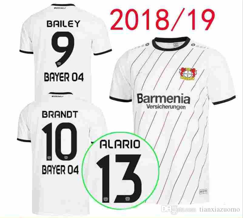 Seconda Maglia Bayer 29 LeverkusenKevin Volland