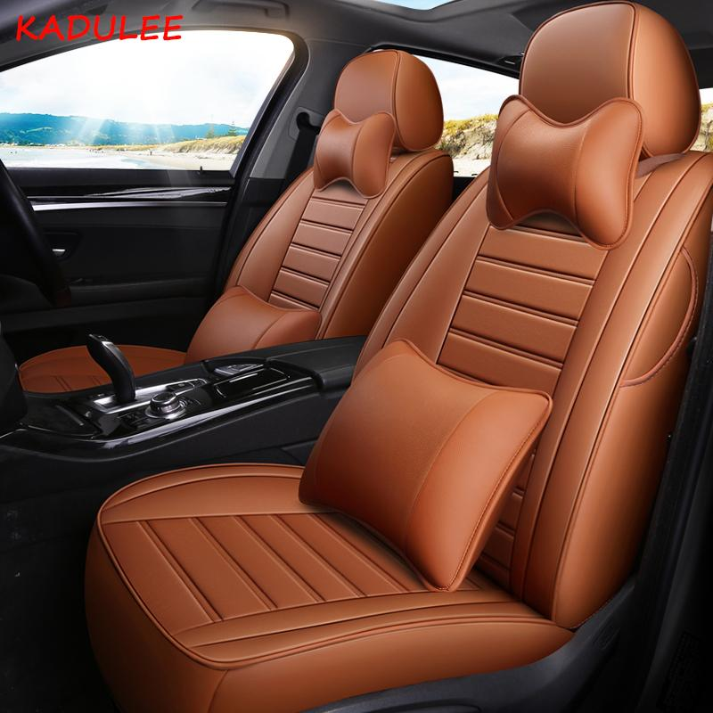 Wholesale Custom Leather Car Seat Cover For Volvo S60L XC60 XC Classic S80 S60 C30 C70 XC90 V60 V40 S40 S80L Seats Protector Infant Covers