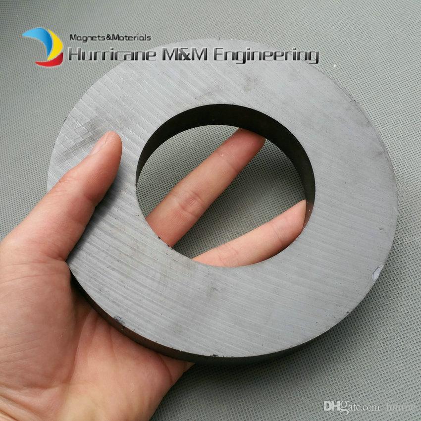 1 шт. ферритовый магнит кольцо OD 156x80x20 мм 6
