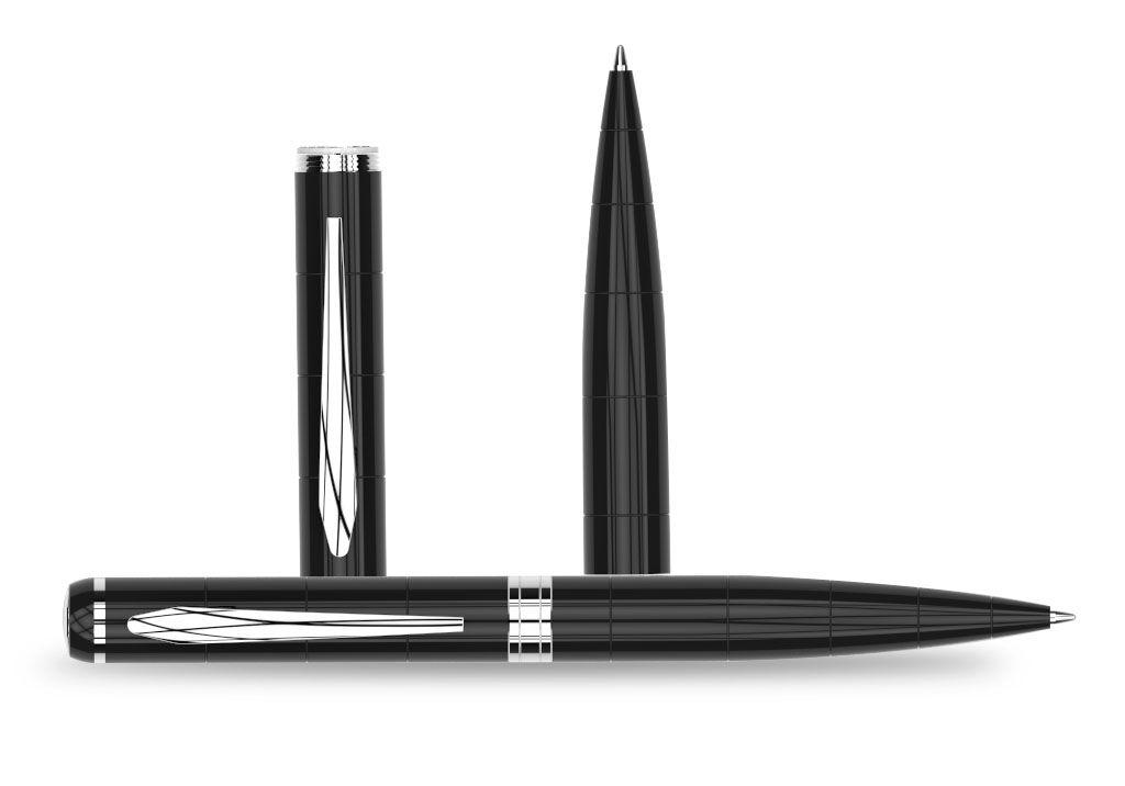 مسجل صوت رقمي القلم 8GB P11 سبائك الزنك HD ستيريو الإملاء الصوتي مسجل مشغل MP3 للتفاوض الأعمال اجتماع المحادثة