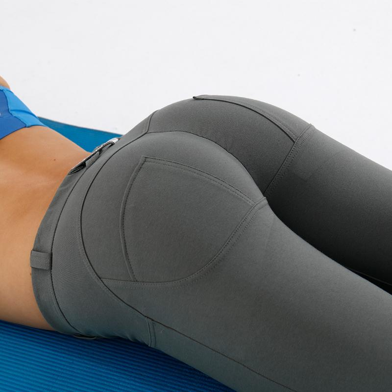 AK s hand 2018 New women butt lifter shaping effect sports long pants sexy  hip push up pants in stock forever