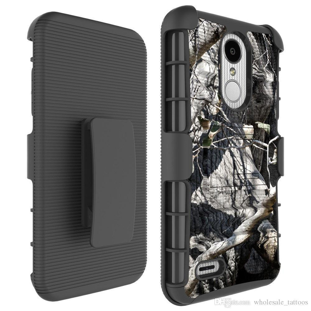 S9 camuflagem 3 em 1 armadura case para samsung glaxy s9 / s9 além de silício caso tampa do telefone rígido com clipe de cinto coldre de fábrica baixo preço