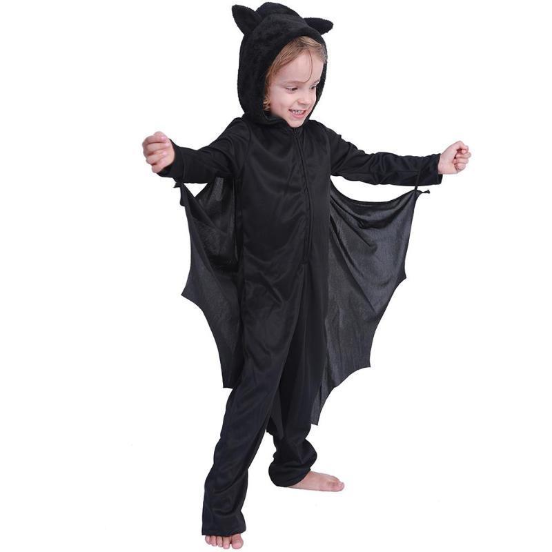 Vestiti Halloween.Bambini Halloween Cosplay Costumi Pipistrello S L Bambini Vestiti Da Vampiro Vestiti Per La Famiglia Fancy Halloween Parenting Tute Strega