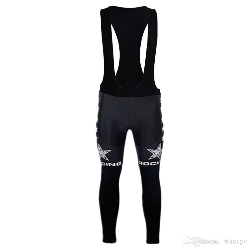 RAPHA ROCK RACING SIDI team cycling bib pants Polyester outdoor Spring and autumn Style For Men Size XS-4XL Bike Wear C3025