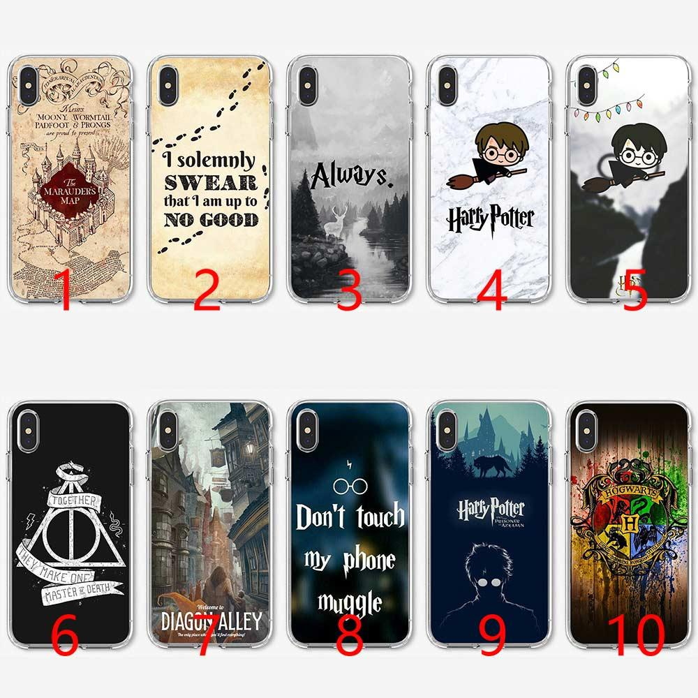 coque hogwarts iphone 8